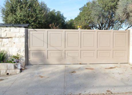 שערים אוטומטיים דגם נפחות S-300-6, תמונה 3