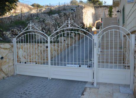 שערים אוטומטיים דגם נפחות S-300-4, תמונה 2