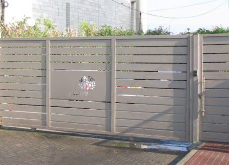 שערים אוטומטיים דגם רצועות S-100, תמונה 2
