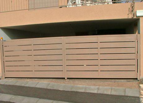 שערים אוטומטיים דגם רצועות S-100, תמונה 1